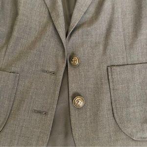 Frenchi Jackets & Coats - Frenchi Grey Blazer